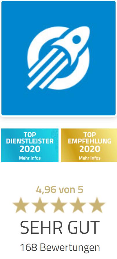 Proven Expert - HostPress GmbH