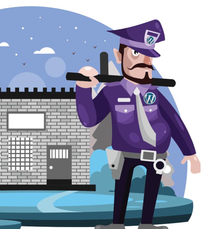 wp-security sicherheit