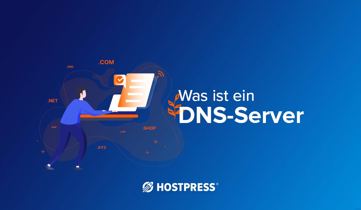 DNS - server, internet / bedeutung, erklärung