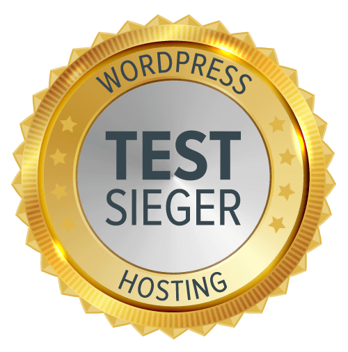 WordPress Hosting Testsieger 2019