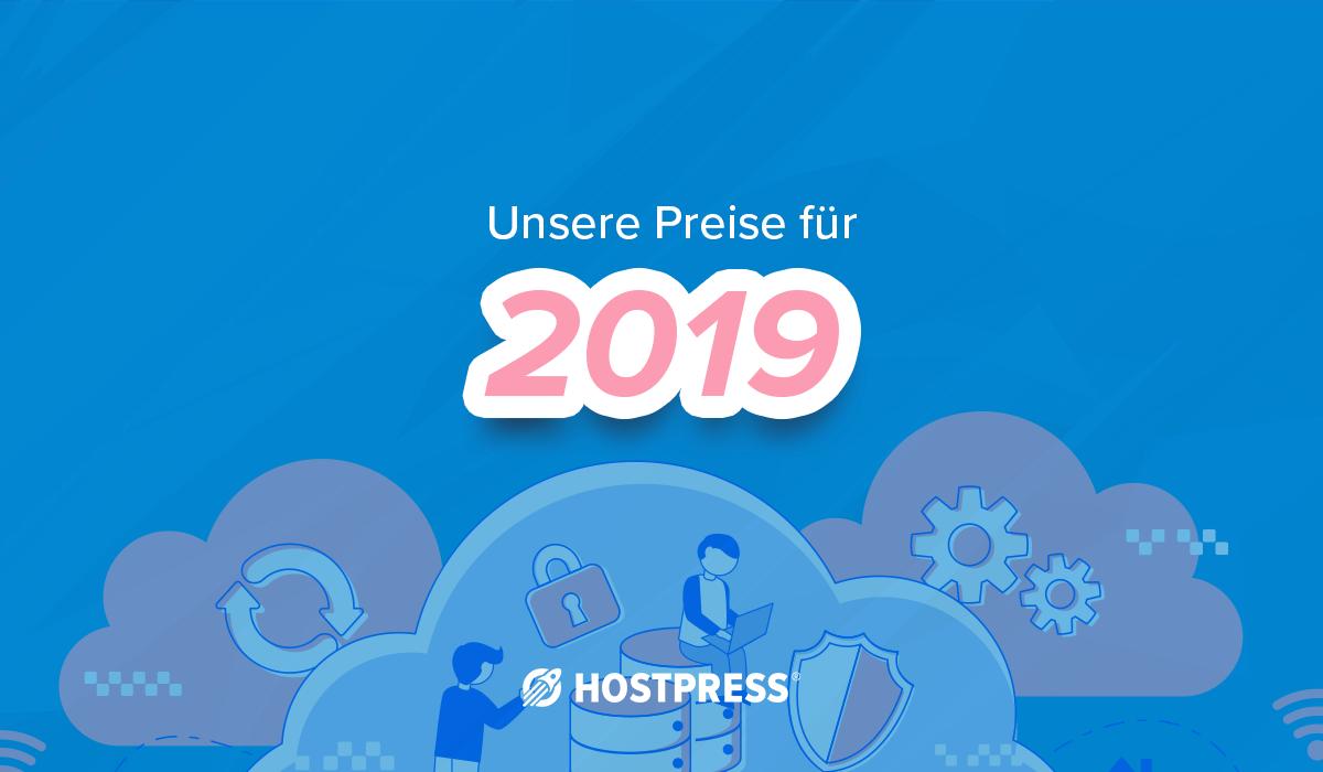 HostPress preise