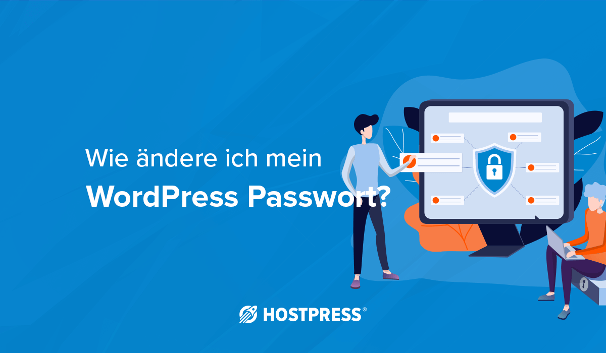 wordpress passwort