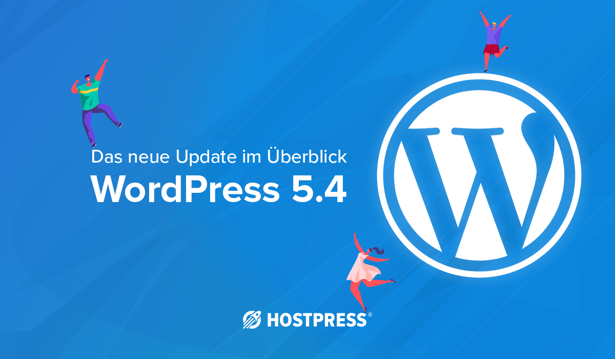wordpress 5.4 release