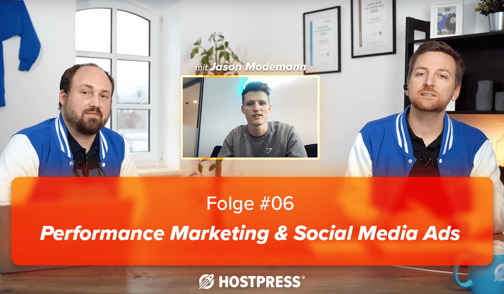 Social Media Performance Marketing Mawave - WordPress Hosting aus Deutschland