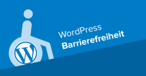 WordPress Barrierefreiheit