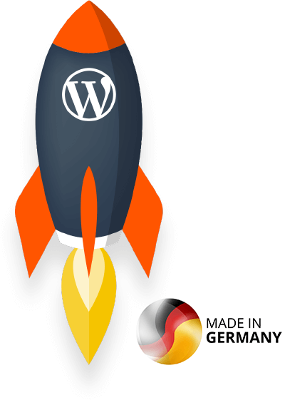 WordPress Hosting Deutschland