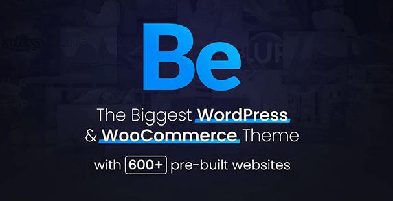 WordPress Theme: Betheme